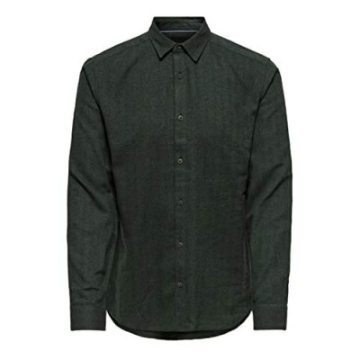 ONLY & SONS Male Hemd Slim Fit