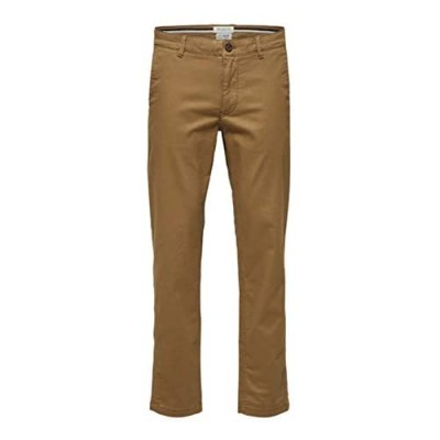 SELECTED HOMME Male Chino Straight fit Flex -